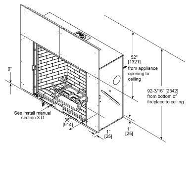 heatilator gas fireplace manual heirloom series high efficiency gas fireplace heatilator