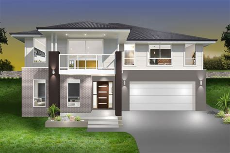 split level house plans for sloping block so replica houses