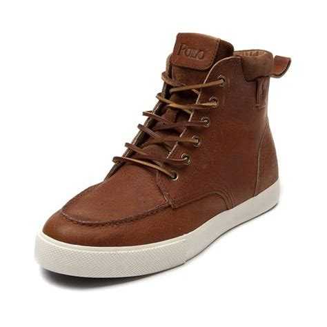 shop for mens tedd casual shoe by polo ralph in