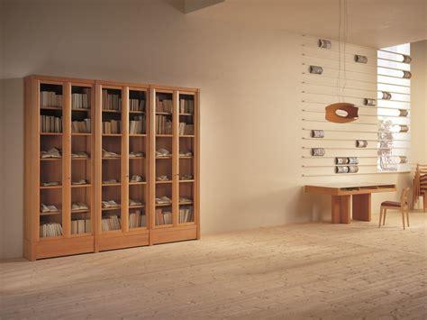 morelato librerie libreria in legno e vetro biblioteca libreria morelato