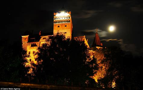 buyer beware dracula s castle goes up for sale bran castle at night www pixshark com images galleries