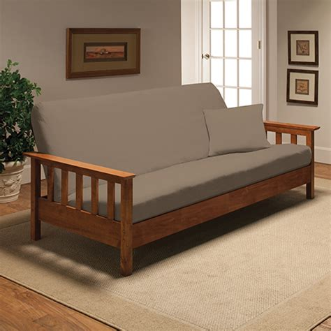 Stretch Futon Cover by Stretch Jersey Futon Cover Silver Boscov S