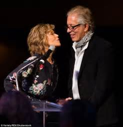 7 Reasons Fonda Looks At 73 by Fonda Leans In For With Richard Perry Before