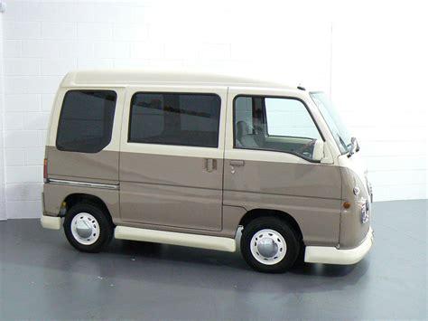 subaru minivan used 1997 subaru sambar 660cc retro mini for sale in