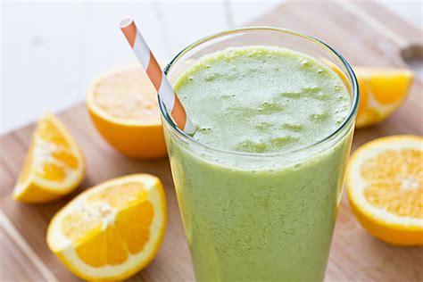 Orange Juice Detox Smoothie by 50 Detox Smoothie And Juice Recipes