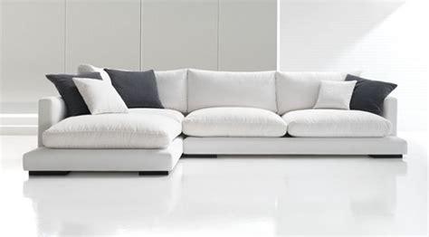 selfridge co loft living cocoon white sofa with grey