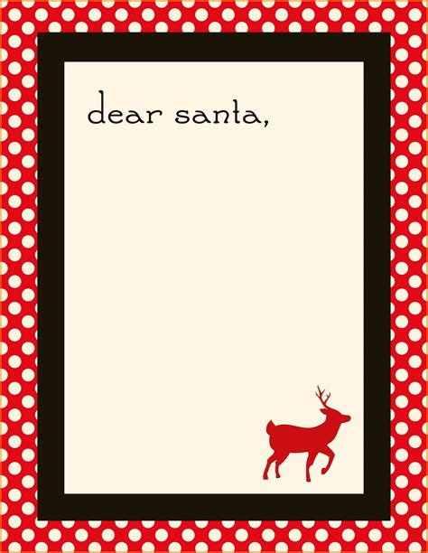 letter to santa 5 letter templates microsoft word cio resumed 1448
