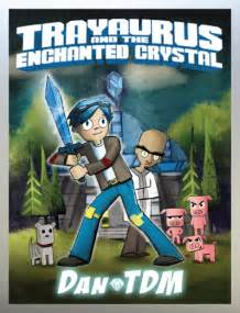 Dvd Barnes And Noble Dantdm Trayaurus And The Enchanted Crystal Dantdm