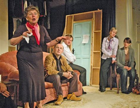 curtain up on murder st lawrence players curtain up on murder