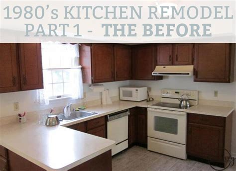 1980 s kitchen remodel part 1 from 80 s to traditional