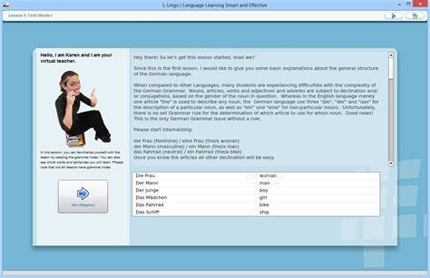 english german dictionary free download full version download l lingo german free version 5 01