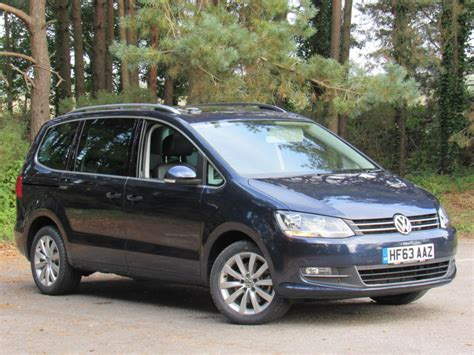 volkswagen sharan for sale used blue vw sharan for sale dorset