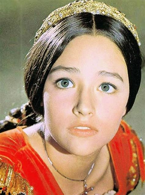 what pretty young girlsand they all were there for a clean fun olivia hussey in romeo juliet 1968 dir franco
