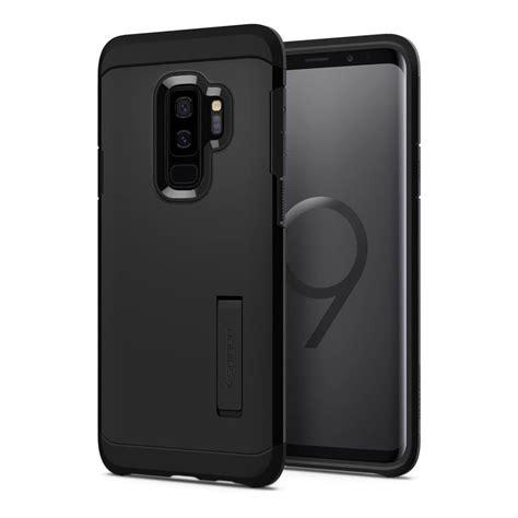 Spigen Tough Armor Samsung Galaxy S9 S9 Plus Black spigen 174 ultra hybrid 593cs22924 samsung galaxy s9 plus matte black spaceboy