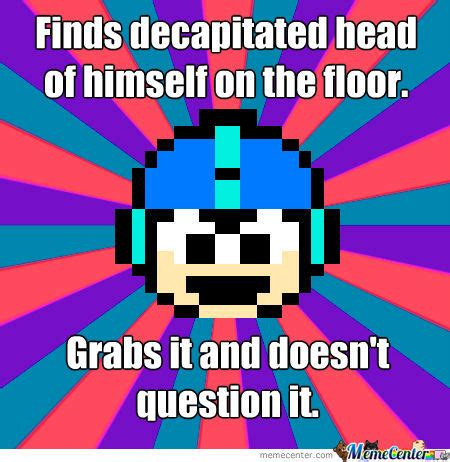 Mega Man Memes - mega man logic by thepizzakooper501 meme center