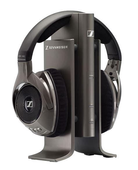 Headphone Wireless Sennheiser sennheiser rs 180 digital headphones wireless home audio headphones stereo dynamic bass and