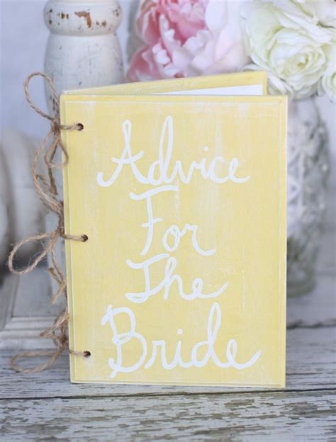 vintage shabby chic bridal shower bridal shower wedding guest book vintage inspired shabby