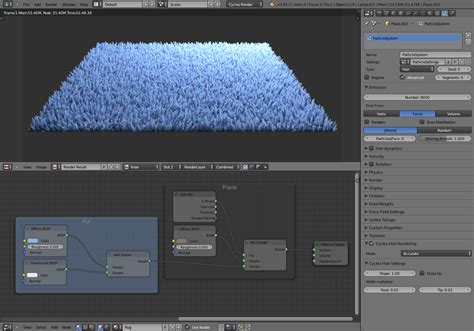 blender cycles carpet cycles strand rendering page 41