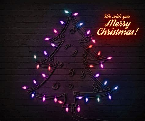 free download christmas light action for photoshop lights animated gif photoshop tutorial psddude