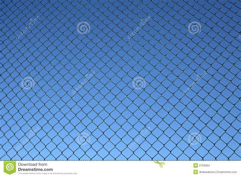 pattern link chain link fence pattern stock images image 2103394