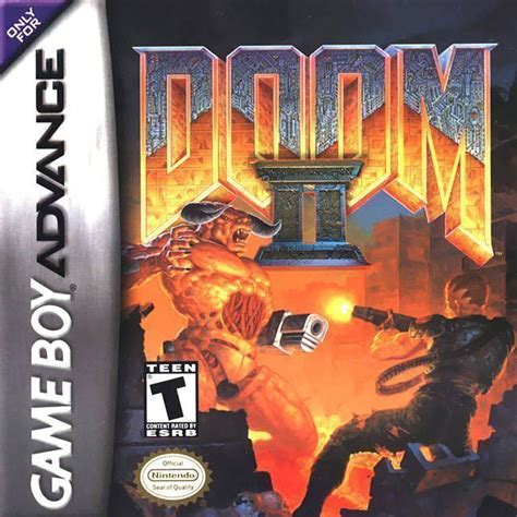 Doom 2 (USA) ROM > Gameboy Advance /GBA   LoveROMs.com