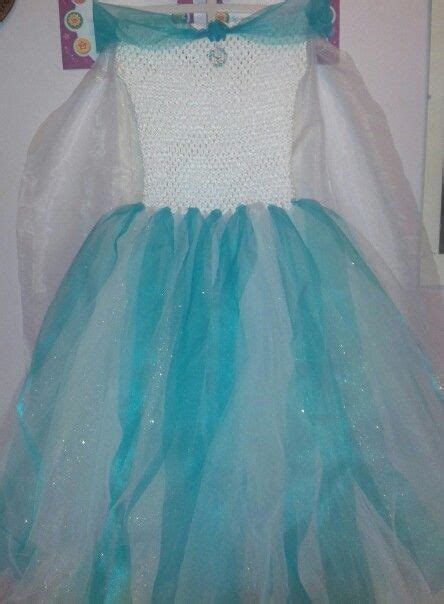 Elsa Costume Handmade - elsa costume for my six year she