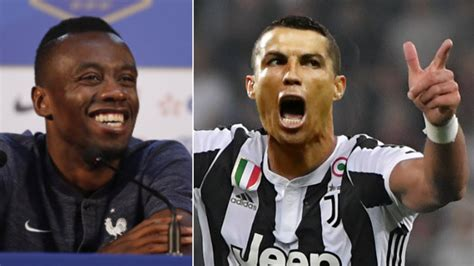 ronaldo juventus new contract blaise matuidi reacts to cristiano ronaldo being linked with a transfer to juventus sportbible