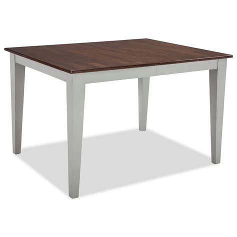 two tone dining table two tone dining table modern home design
