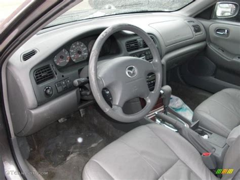2001 mazda 626 lx v6 interior photos gtcarlot