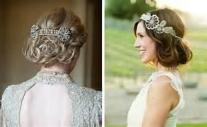 1920 bridal hair styles 1920s gatsby bride hair inspiration