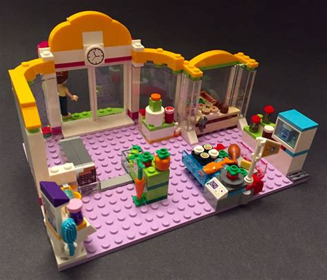 Lego 41118 Friends Heartlake Supermarket 1 lego friends heartlake supermarket 41118 review sparking the imaginations of everywhere