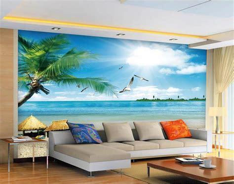 wallpaper dinding laut 3d wallpaper custom foto kertas dinding tv pengaturan