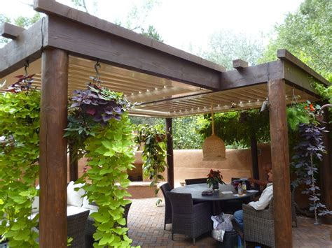 Covered Patio Ideas For Backyard Decor Tips Backyard Pergola With Pergola Covers For Patio Cover Ideas And Wicker Patio