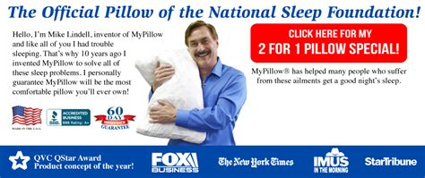 Pillow Promo Code by Mypillow 174 Official Pillow Site