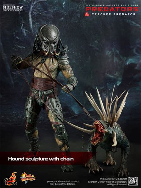 film online predator 1 predator tracker sixth scale figure by hot toys sideshow