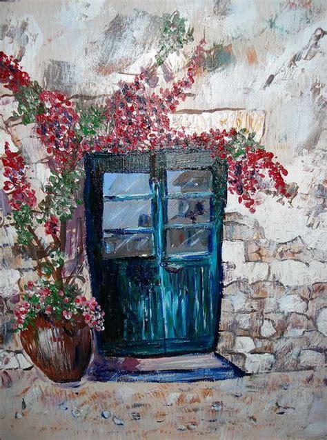 Mediterrane Bilder Gemalt by Galerie