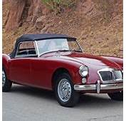 1959 MG MGA Coupe  Beautifully Restored Example Great
