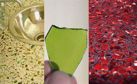 Eco Glass Countertops by Best Recycled Glass Countertops For Eco Friendly Kitchens