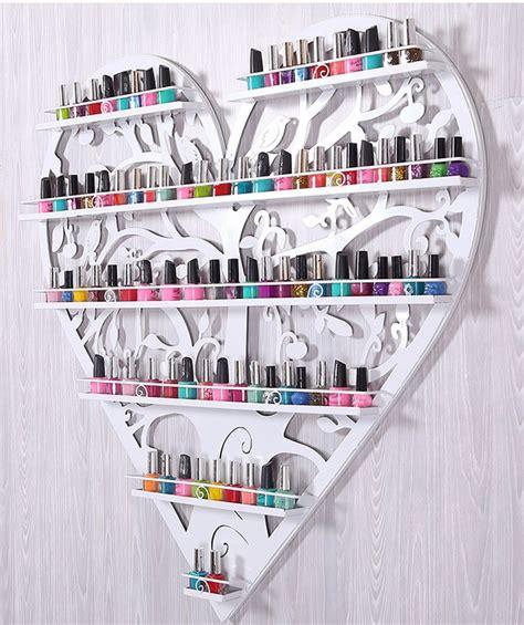 Perfume Display Rack by Nail Perfume Iron Wall Rack Shelf Display Cabinet