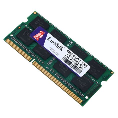 Ram Laptop 8gb Vgen 2gb 4gb 8gb ddr3 sdram memory ram pc3 10600 8500 12800 so dimm for mac laptops ebay
