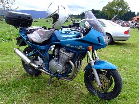 1998 suzuki gsf 600 s bandit moto zombdrive
