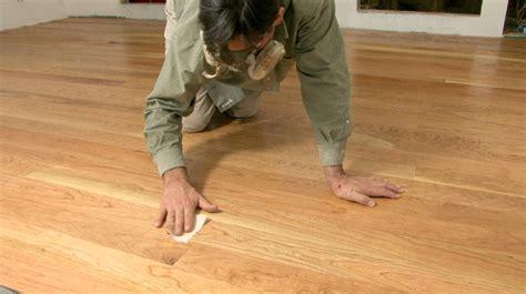 how to install reclaimed hardwood flooring