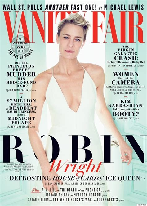 How Much Is Vanity Fair Magazine by This Is The Robin Wright Vanity Fair Cover We All Need