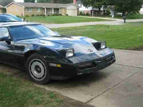 how cars work for dummies 1984 chevrolet corvette auto manual buy used 1984 chevrolet corvette for sale in southfield michigan united states