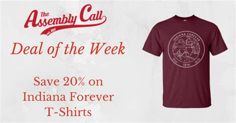 Deal Of The Week 20 At Baker by Deal Of The Week 20 Indiana Forever Bicentennial