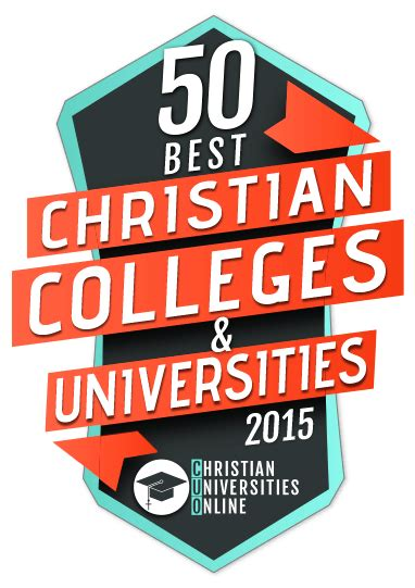 50 Best Colleges For Education by The 50 Best Christian Colleges And Universities 2015