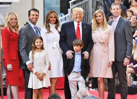 donald trump family photos donald trump s grandson tristan breaks his leg skiing in