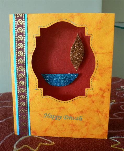 how to make diwali card diwali greeting cards ideas 17 cards i