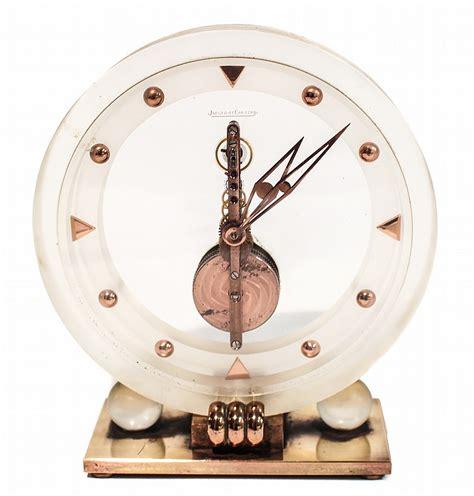 deco table clock deco table clock quot jaeger le coultre quot