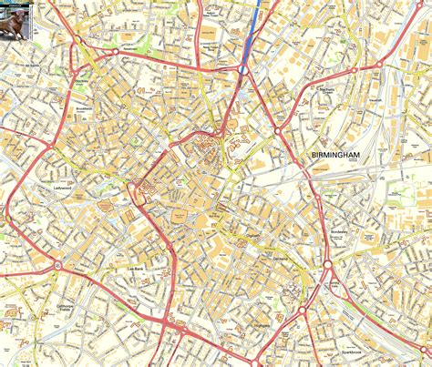 birmingham usa map birmingham map car radio gps